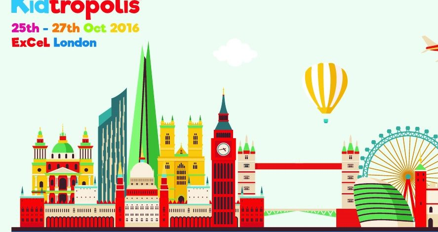 KIDTROPOLIS 'The Funtastic Family Event' Oct Halfterm 2016