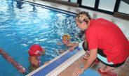 BECKY ADLINGTON: 50% OF PRIMARY SCHOOL KIDS UNABLE TO SWIM