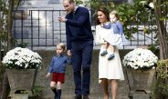 Prince George spotted wearing Wild & Gorgeous