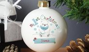 Baby's 1st Christmas – gift ideas