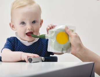 New Year Healthy Eating for babies and children