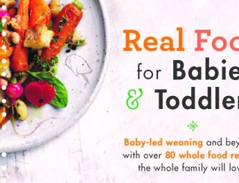 *WIN* Real Food for Babies & Toddlers recipe book *CLOSED*