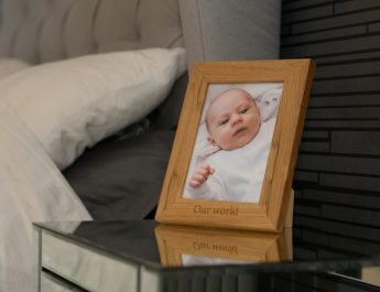 *WIN* a Hugo's Workshop Personalised Wooden Photoframe *CLOSED*