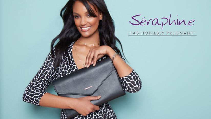 Seraphine – new baby clutch