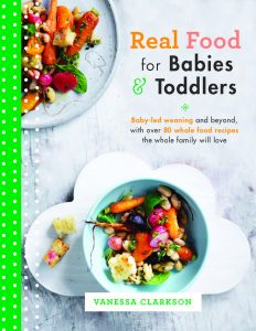 Win real food for babies toddlers recipe book closed babye and the best thing of all is that all of the recipes appeal to all ages so parents can spend less time in the kitchen cooking multiple meals forumfinder Image collections
