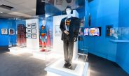 KIDS GO FREE THIS APRIL AT  DC EXHIBITION: DAWN OF SUPER HEROES, THE O2, LONDON