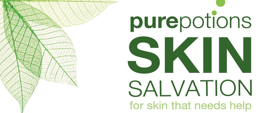 Essential natural skin care for travel from Purepotions