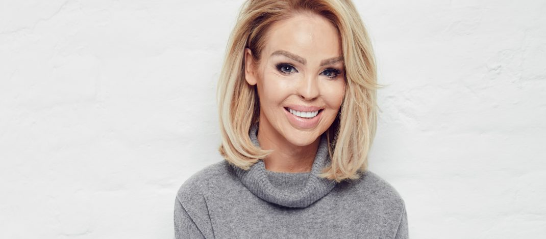 Katie Piper Launches New Book – Confidence: The Journal