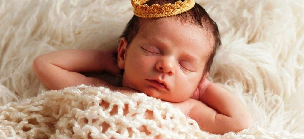 Design your nursery fit for royalty