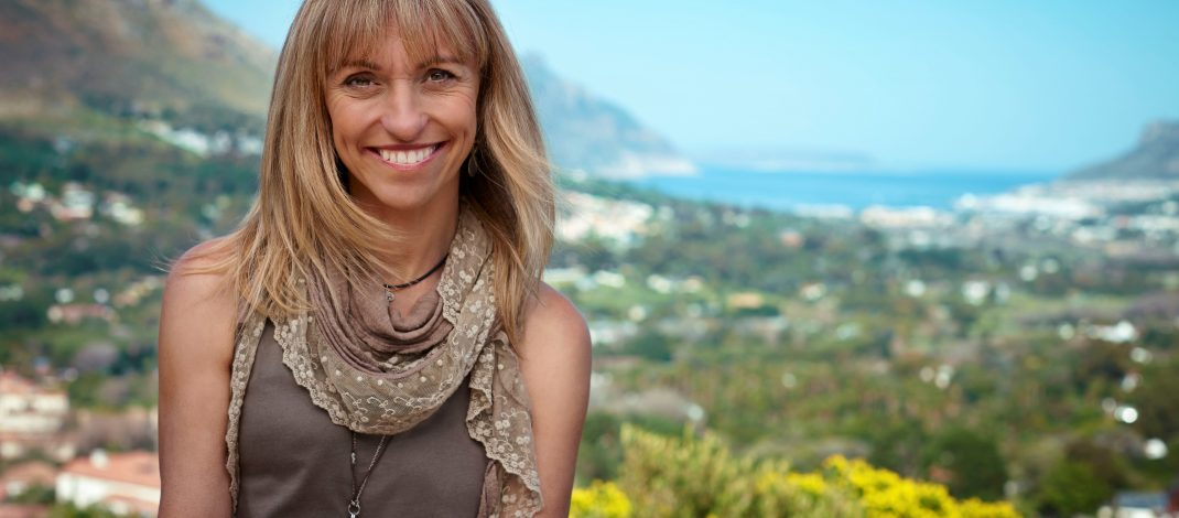 Michaela Strachan's top tips to teach kids to be greener at home
