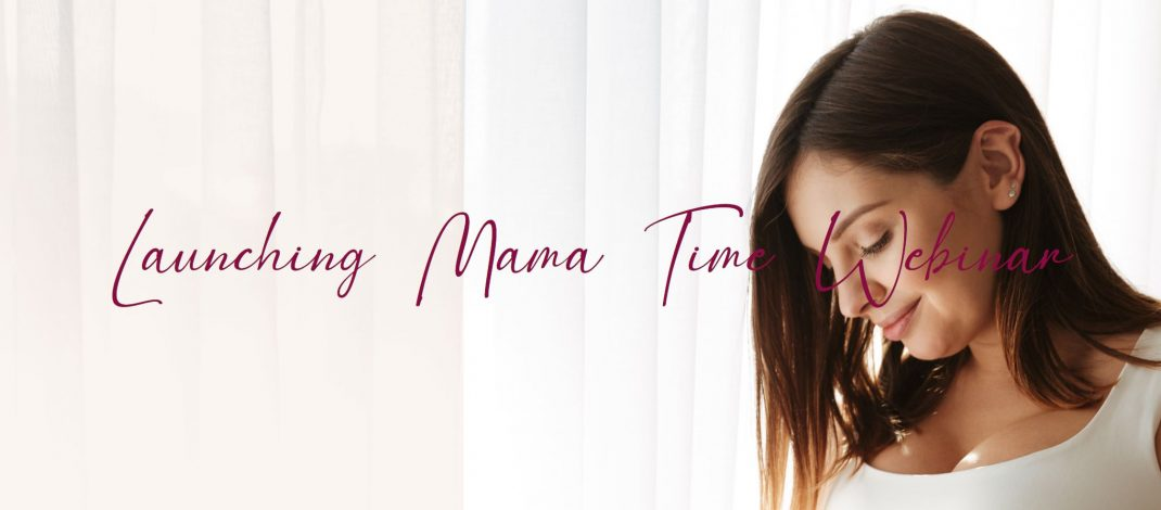 Vicki Renz of Oh My Mama Body Launches Mama Time Webinar