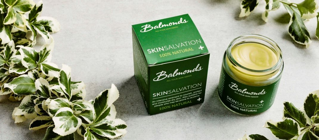 Balmonds pure and gentle skincare for pregnancy and baby